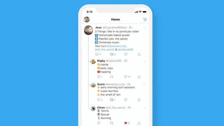 Twitter extends its iOS app with functionality for threaded replies