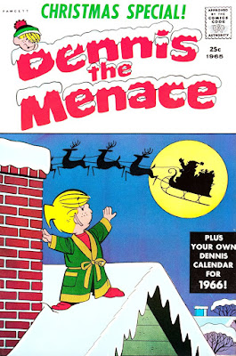 Dennis the Menace Giant #35