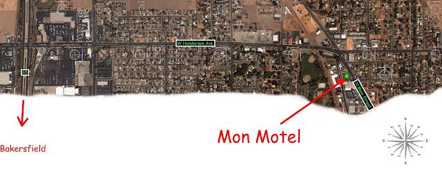 Sequoia Motel à Porterville