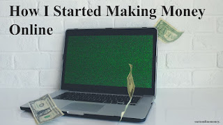 Earning Cash Online