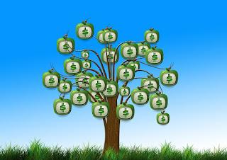 para ağacı