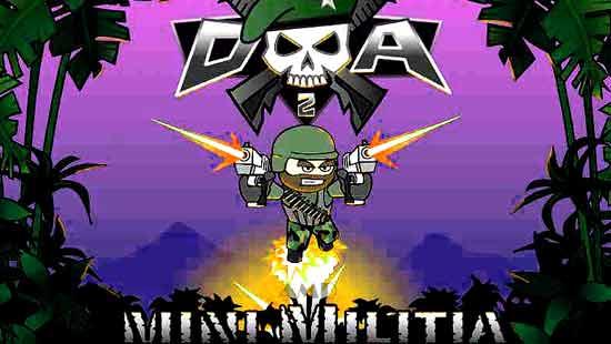 Mini Militia 2 Mod Apk