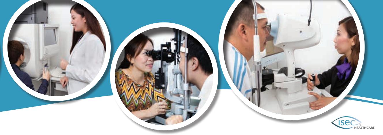 Isec Healthcare Eyeing Regional Expansion Singapore