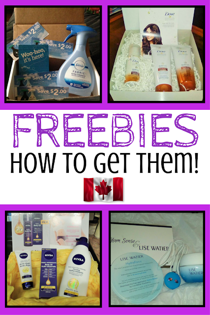 Freebies in Canada How to Get Them