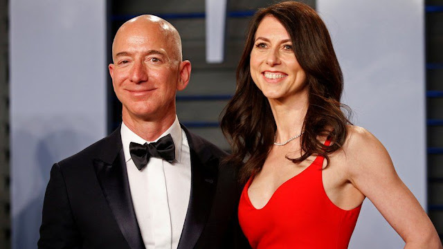 MacKenzie Scott throws away a total of $4.2 billion within four months from the fortune she got after splitting from Jeff Bezos