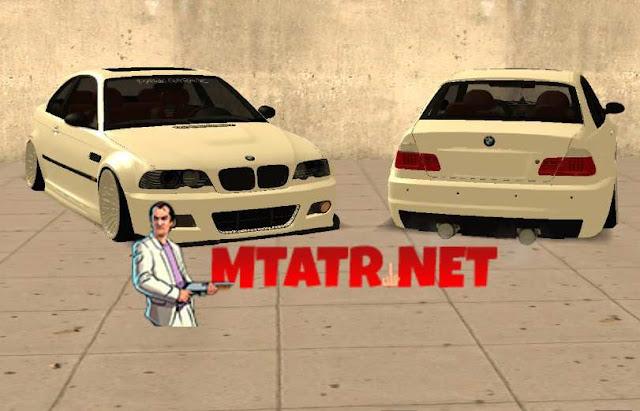 MTASA BMW E46 Sport