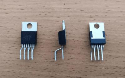 Cara Mengukur IC Vertikal Dengan Multitester