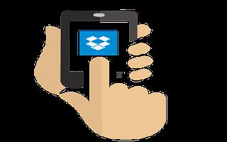 Cara Upload File ke Dropbox Dan Tutorial Lengkap Lainya
