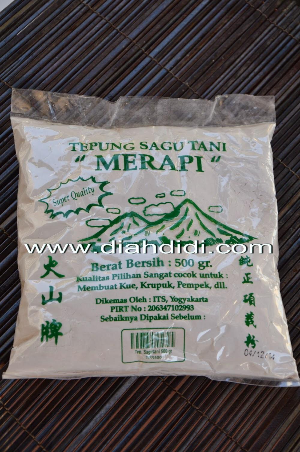 Apakah Tepung Tapioka Sama Dengan Tepung Sagu : apakah, tepung, tapioka, dengan, Didi's, Kitchen:, Tepung, Versus, Tapioka