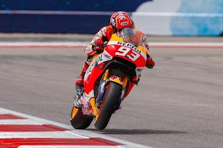 Marquez Start Fronted in German MotoGP