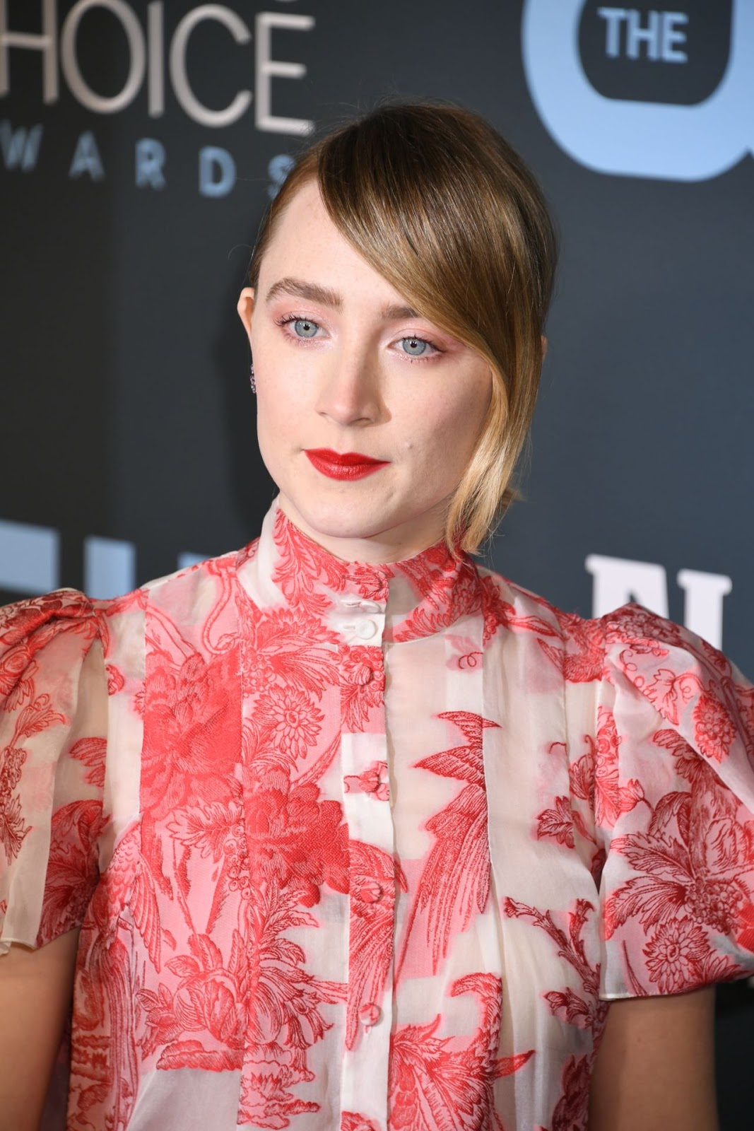 Saoirse Ronan – 25th Annual Critics' Choice Awards in Santa Monica
