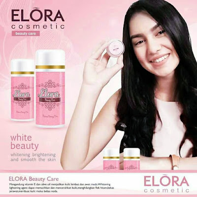 Jual Cream Elora Beauty Organic Original