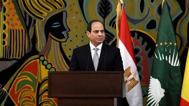 Egypt's parliament votes to extend President Abdel Fattah el-Sisi's rule until 2030