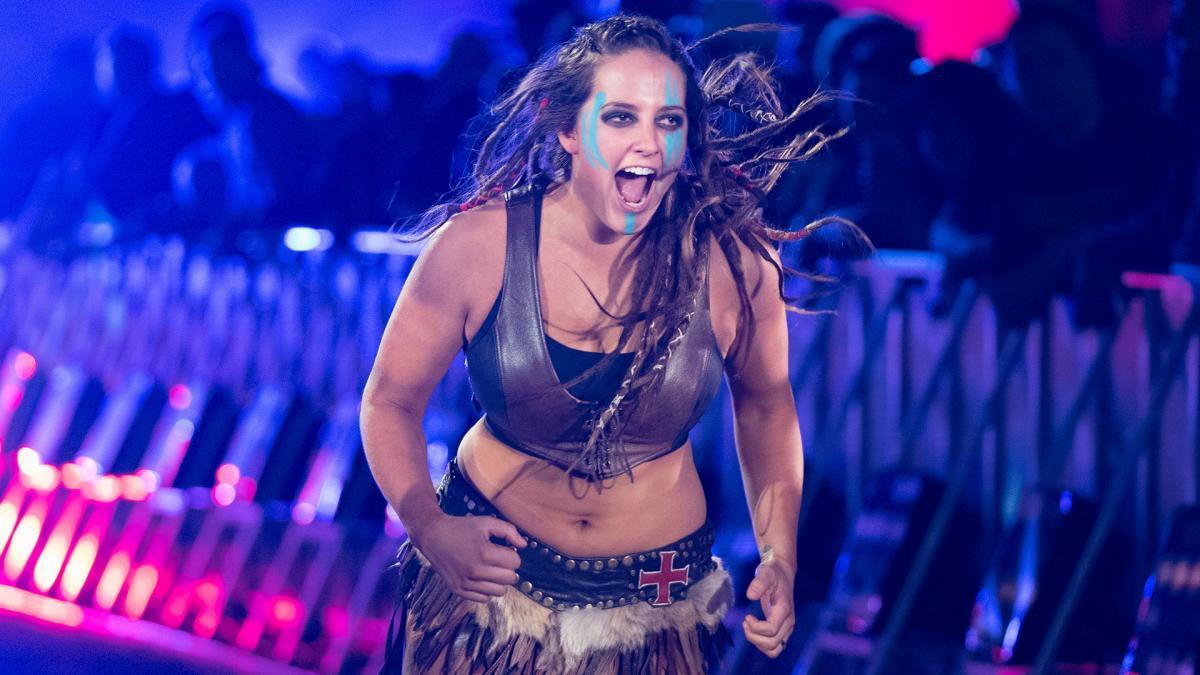 Sarah Logan está se afastando do pro wrestling