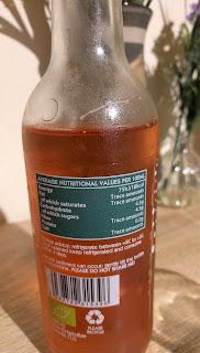 Pro Fusion Kombucha drink