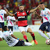 Globo alcança 35 pontos de audiência no Rio com Flamengo x Junior Barranquilla