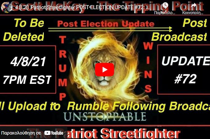 Scott McKay: Patriot Streetfighter #72: Overwatch Intel Drop, Evergreen Update! - Must Video