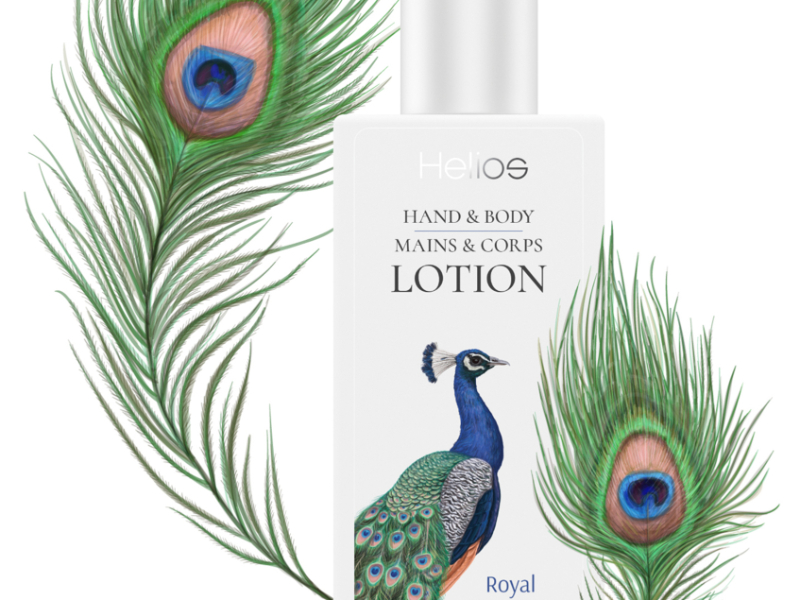 Helios – Hand & Body Lotion