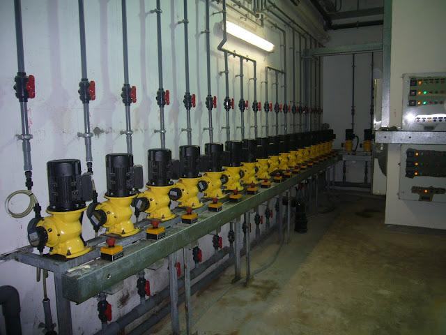 Pompa Dosing Kimia dan Cara Kerjanya