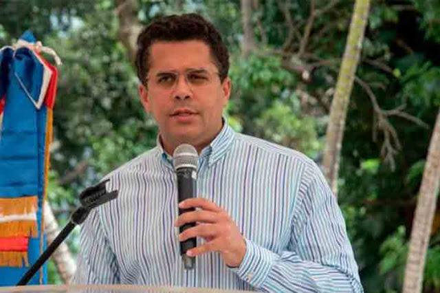 David Collado descarta reelección a la alcaldia del Distrito Nacional