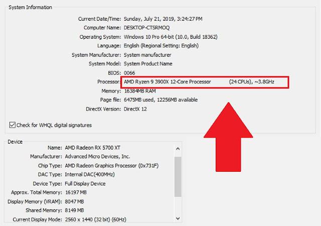 Cara Mengetahui Generasi Prosesor AMD
