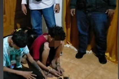 Empat Pengedar Pil Koplo di Nganjuk Dibekuk, Satu Diantaranya Pelajar