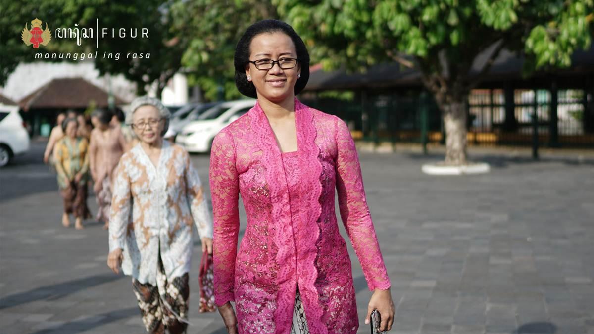 GKR Mangkubumi, calon Ratu pertama Keraton Yogya