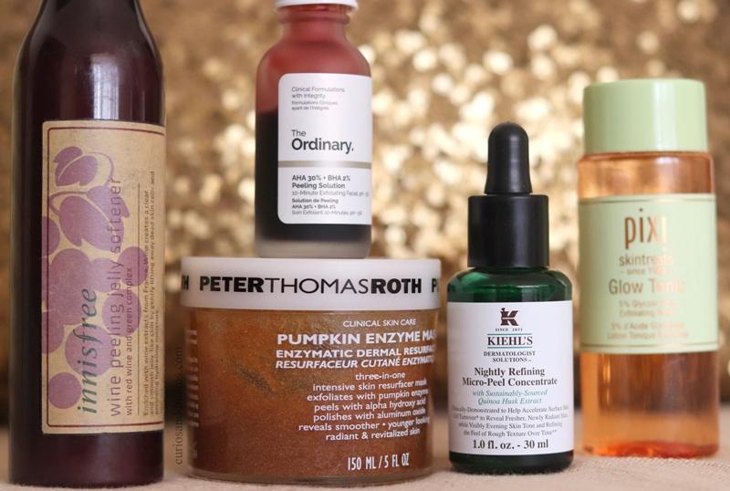 Chemical Exfoliation, best acid peels review, best acid toners review