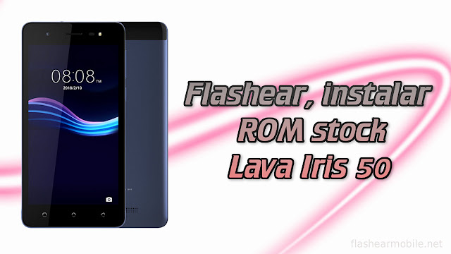flashear Lava Iris 50