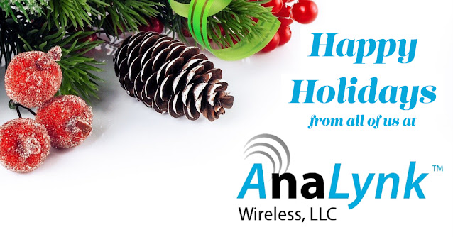 Happy Holidays from Analynk
