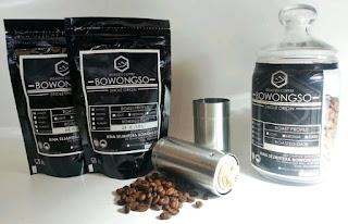 kopi bowongso