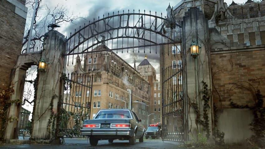 Сериал-спинофф кинокомикса «Бэтмен» Мэтта Ривза называется «Аркхэм»
