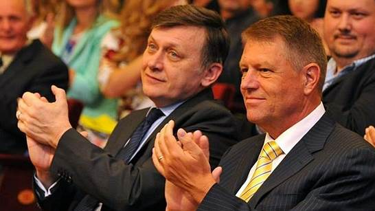 Despre coaliții și persoane: vă amintiți cum s-a rupt USL după ce PNL nu a renunțat la propunerea Klaus Iohannis vicepremier?