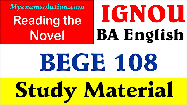 bege 108 study material, ignou bege 108, ignou bege study material
