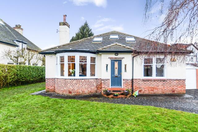 Harrogate Property News - 5 bed detached bungalow for sale St. Catherines Road, Harrogate, North Yorkshire HG2