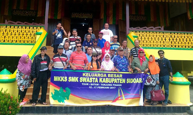 Balai Adat Indra Perkasa Pulau Penyengat