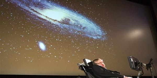 Ένας 3D χάρτης όλου του σύμπαντος από τον Στίβεν Χόκινγκ