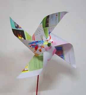 sugerør hjul leketøy    飲むわら風車のおもちゃกังหันจากหลอดกาแฟ drinking straw pinwheelbeber brinquedo pinwheel palha