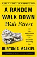 Book cover: A Random Walk Down Wall Street