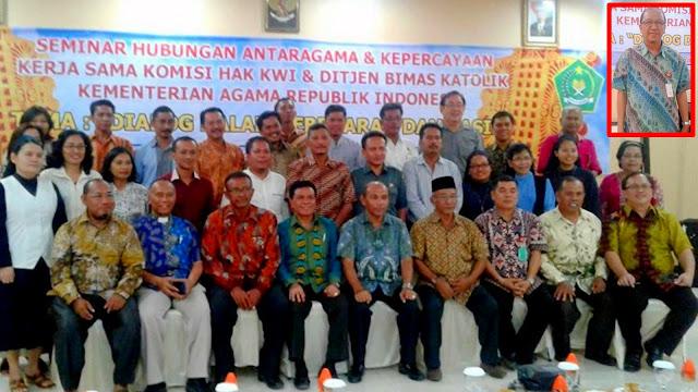 Kakanwil Kemenag Aceh: Dunia Pendidikan Tempat Persemaian Kerukunan