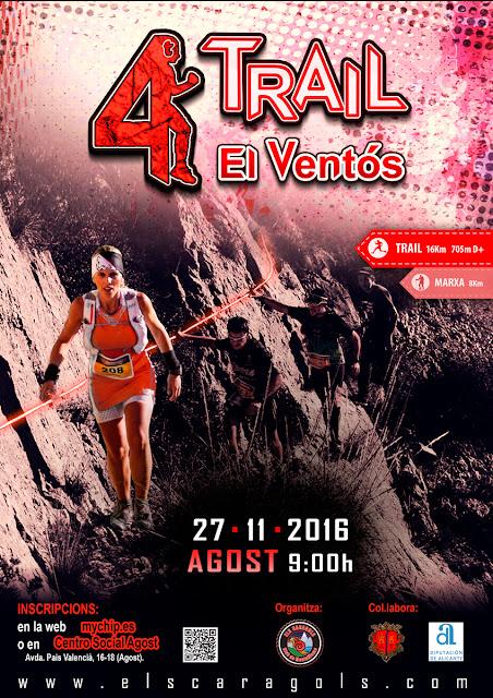 4t TRAIL EL VENTÓS