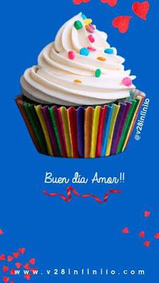 Imagen tarjeta para el estado de WhatsApp feliz día de los Enamorados