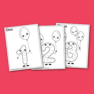 free printable coloring pages for preschoolers cute kawaii preschool coloring sheets preschool counting teaching math to preschoolers
