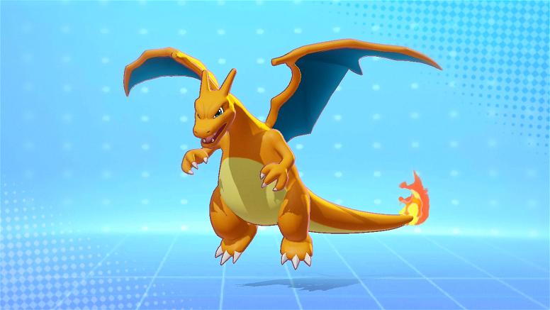 Pokémon Unite - Charizard
