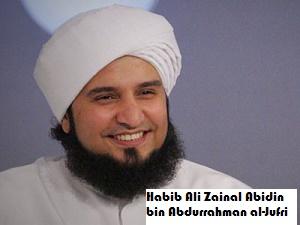 Biografi dan Kegiatan Dakwah Habib Ali Zainal Abidin bin Abdurrahman al-Jufri