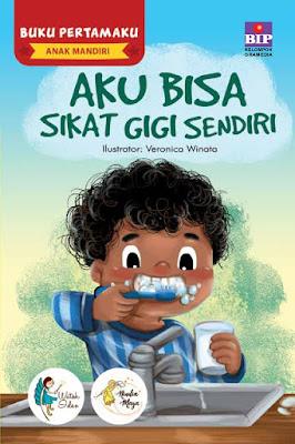 Ajarkan Anak Pentingnya Sikat Gigi Dua Kali Sehari