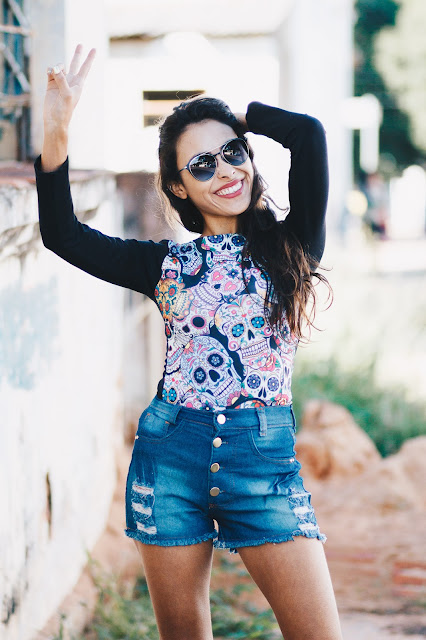 TUMBLR GIRL LOOK BLOG PEQUENAS INFINIDADES ALINE RIBEIRO