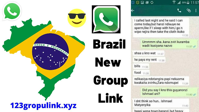 Join 700+ Brazil Whatsapp Group Link 2020