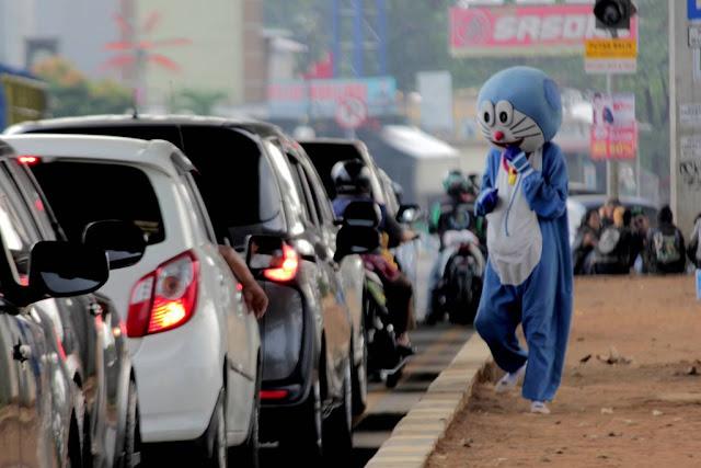 Poor Doraemon, He Looks So Thin