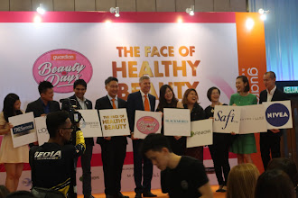 Sertai Pencarian The Face Of Healthy Beauty anjuran Guardian